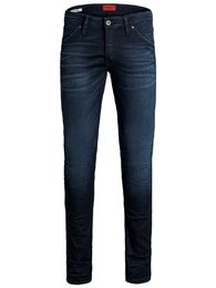 JJIGlenn jjfox am 892 jeans JACK&JONES dark blue denim