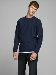 JCOPen sweat crew neck JACK&JONES sky captain