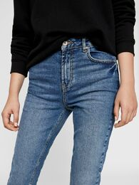 Leah mom hm ank jeans PIECES blue denim