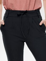 Poptrash easy colour pant ONLY black