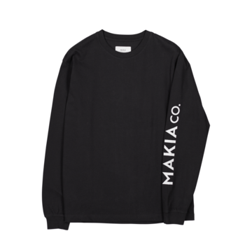 Nuuk long sleeve MAKIA black