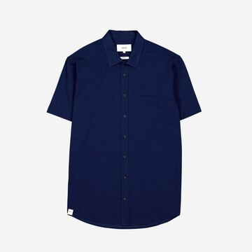 Luoto ss shirt MAKIA blue