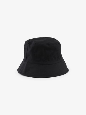 Nabby bucket hat PIECES black solid