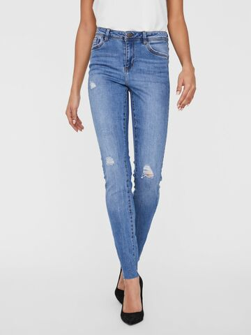 Tanya mr piping jeans VERO MODA medium blue denim