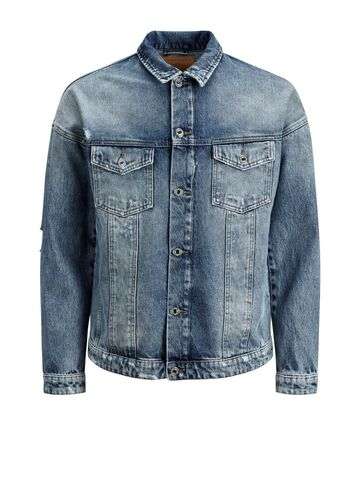 Earl jacket oversize JJI blue denim