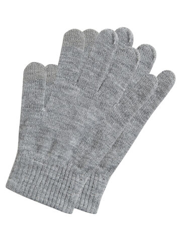 New buddy smart glove PIECES light grey melange
