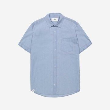 Luoto ss shirt MAKIA bleach wash