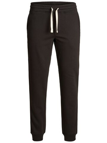 JJIGordon soft sweat pants JACK&JONES black