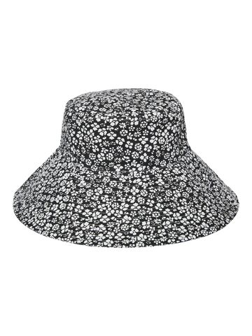 Bella bucket hat VERO MODA black aop