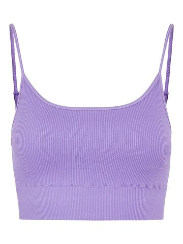 Symmi yoga bra top PIECES dahlia purple