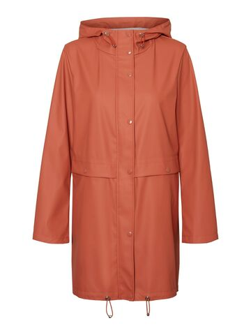 Everyday 3/4 coated jacket VERO MODA bruschetta