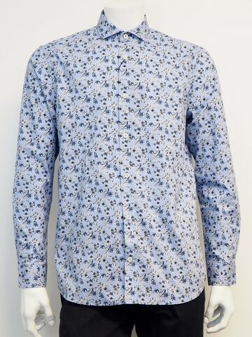 Owen LS shirt PRE END classic blue