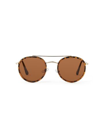 Line sunglass PIECES bison st2 turtle