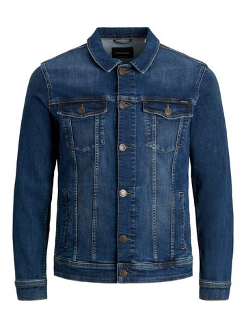 JJIAlvin jacket JACK&JONES blue denim