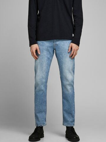 JJIMike original am 139 jeans JACK&JONES light blue denim