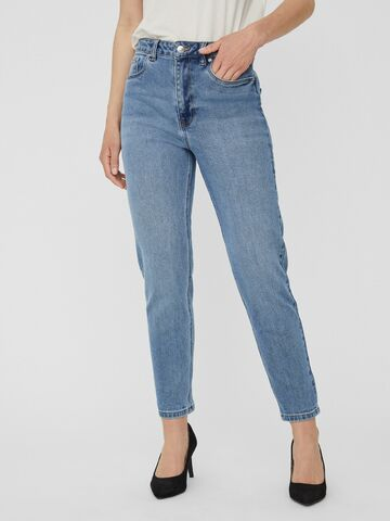 Joana hr strtch mom ank jeans VERO MODA blue denim