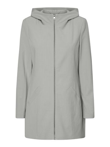 Dorituptown jacket VERO MODA light grey melange