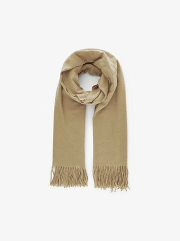 Jira wool scarf PIECES natural