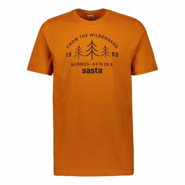 Wilderness t-paita SASTA Orange
