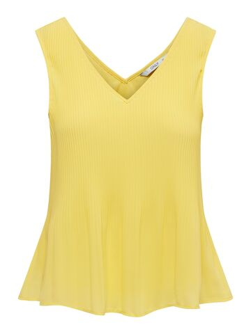 Irena s/l top ONLY dusky citron