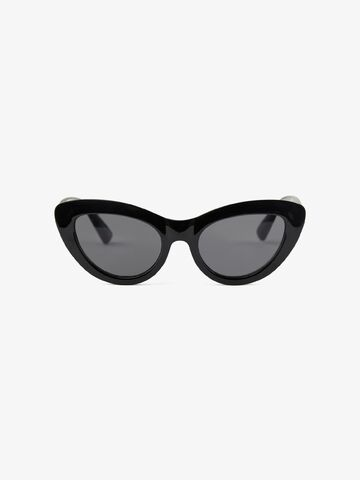 Line sunglass PIECES black st3