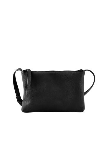 Raia cross body PIECES black