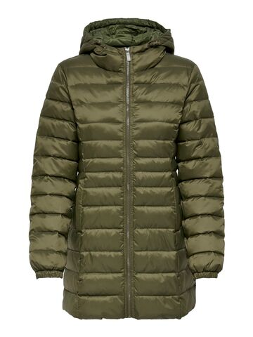 Newtahoe quilted coat ONLY beech