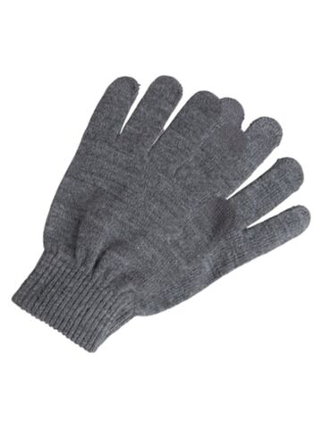 New buddy smart glove PIECES dark grey melange