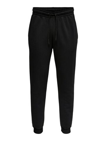 Sceres life sweatpants ONLY&SONS black