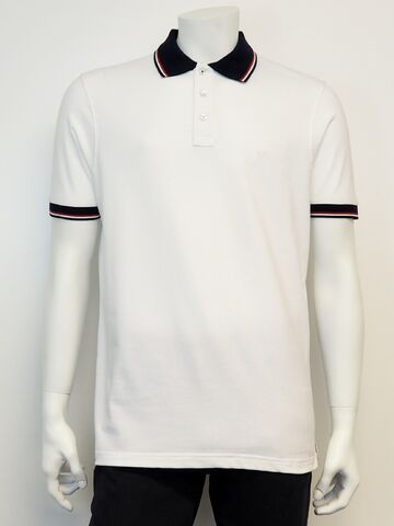 Polo shirt SALT white