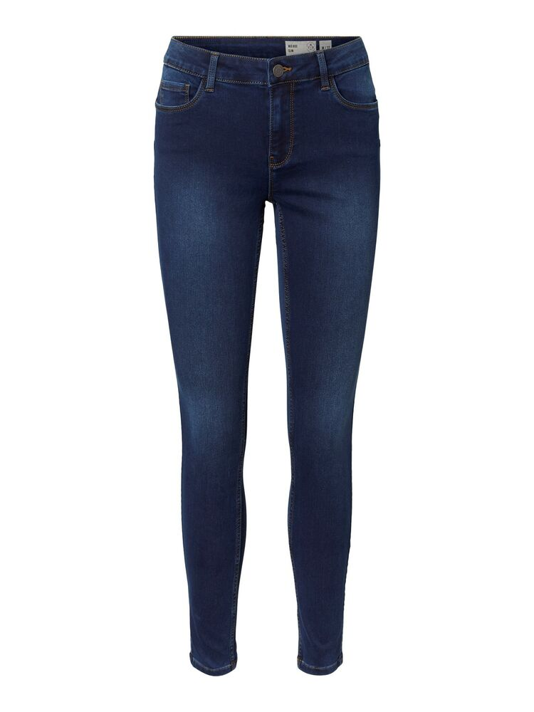 Seven mr s shape up jeans VERO MODA dark blue denim