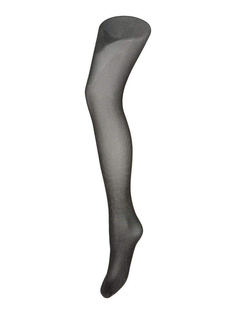 Kimberly glitter tights PIECES black