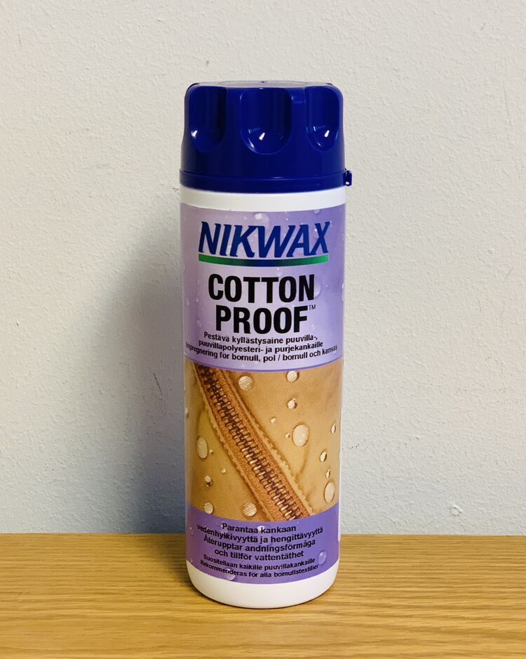 Cotton proof NIKWAX 300ml